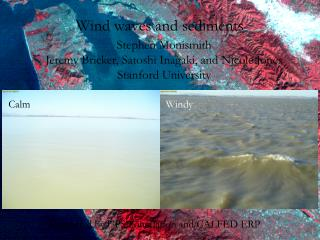 Wind waves and sediments