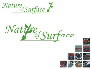 Technology of creation   a  new Nature of the Surface  of plastic  parts  in  3D .