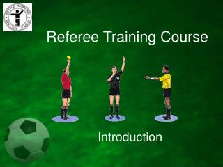 Referee Training Course