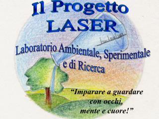 Il Progetto  LASER