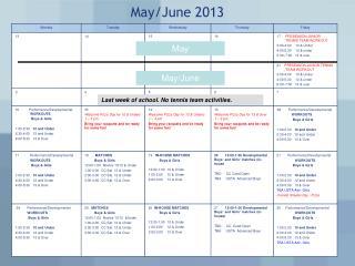 May/June 2013