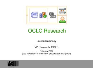 OCLC Research