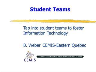 Student Teams
