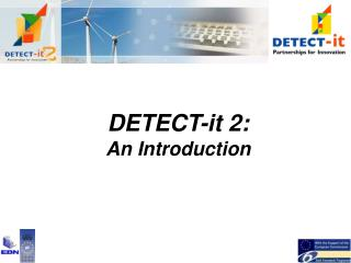 DETECT-it 2: An Introduction
