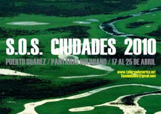 Taller Sudamerica 2010 | Pantanal Boliviano Puerto Suarez MATRIZ GEOGRAFICA  |  TOPOGRAFIA