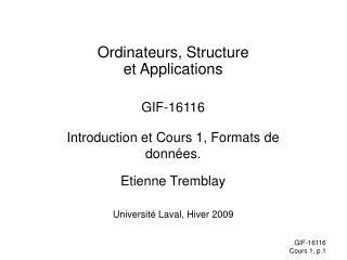 Etienne Tremblay