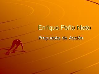 Enrique Pe a Nieto