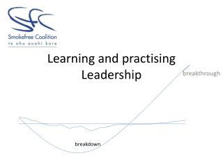 Learning and practising Leadership