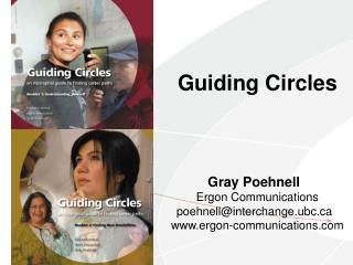 Gray Poehnell? Ergon Communications poehnell@interchange.ubc? ergon-communications