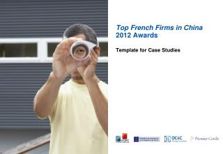 Top French Firms in China 2012 Awards