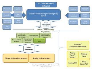 PCT Cluster Board (2011-13)