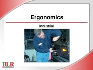 Download This Ergonomics Powerpoint