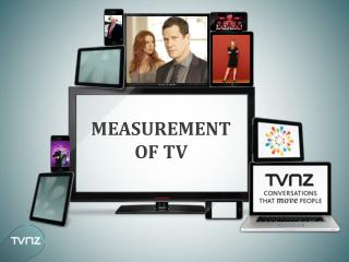 MEASUREMENT OF TV