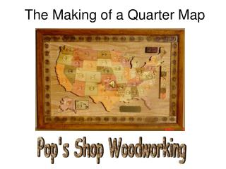 The Making of a Quarter Map