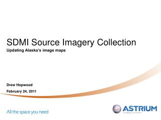 SDMI Source Imagery Collection