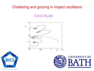Chattering and grazing in impact oscillators Chris Budd