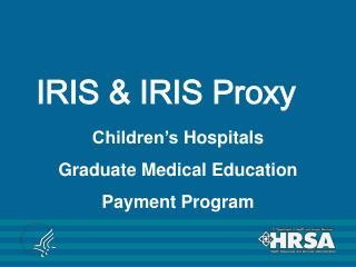IRIS & IRIS Proxy