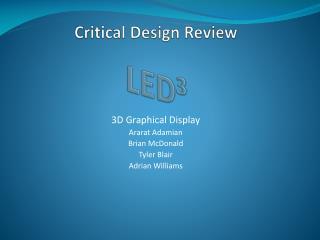 LED 3
