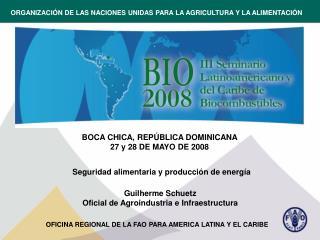 BOCA CHICA, REPÚBLICA DOMINICANA  27 y 28 DE MAYO DE 2008