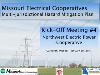 Missouri Electrical Cooperatives Multi-Jurisdictional Hazard Mitigation Plan