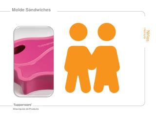 Molde Sándwiches