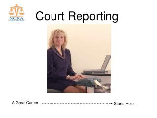 Court Reporting