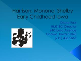 Harrison, Monona, Shelby Early Childhood Iowa