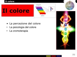 Il colore