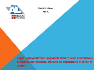 Marcello Libener ASL AL
