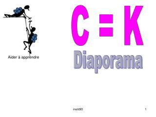 C = K