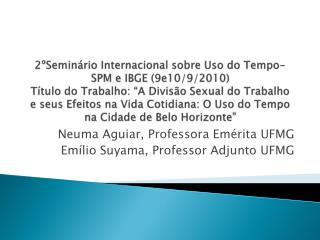 2 Semin rio Internacional sobre Uso do Tempo-SPM e IBGE 9e10