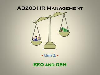 AB203 HR Management
