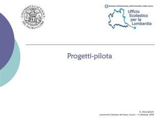 Progetti-pilota