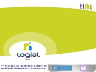 1 er  colloque sur les réseaux sociaux au service de l'immobilier  - 26 octobre 2010
