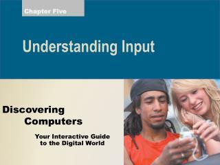 Understanding Input