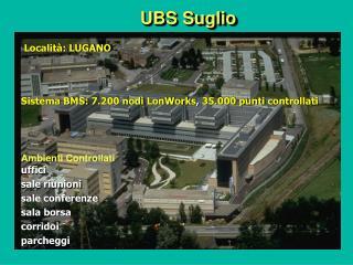 UBS Suglio