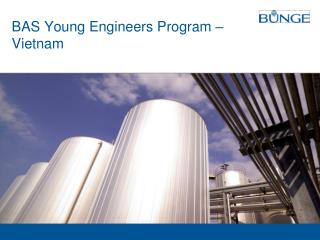 BAS Young Engineers Program – Vietnam