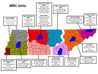 MRC Units