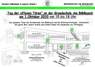 GRUNDSCHULE AM BÜHLBUSCH Gemeinschaftsschule Verl