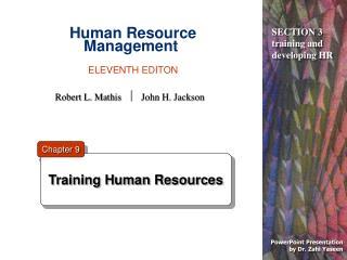 Human Resource Management ELEVENTH EDITON