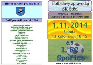 č.5  FC Spořice