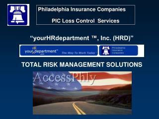 �yourHRdepartment  � , Inc. (HRD)� TOTAL RISK MANAGEMENT SOLUTIONS