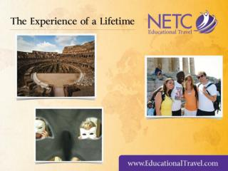 Why Educational Travel?