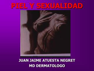 PIEL Y SEXUALIDAD