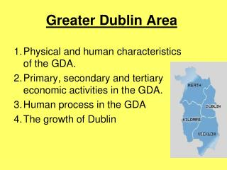 Greater Dublin Area
