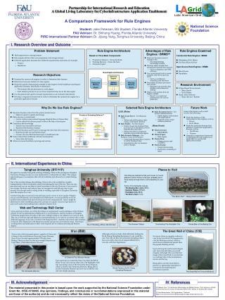 A Comparison  Framework for Rule Engines