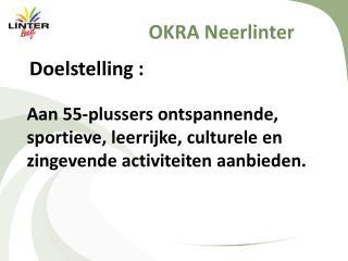 OKRA Neerlinter