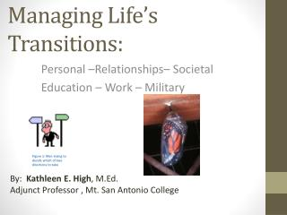 Managing Life�s Transitions: