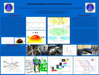 Reaction Dynamics in Extreme Environments
