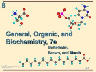 General, Organic, and Biochemistry, 7e